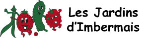 Les Jardins d'Imbermais Logo